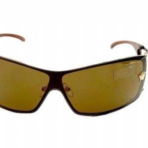 Accessories - Beautiful Versace Mod 2048 visor sunglasses